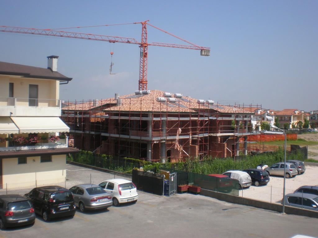 Stavba Hermitage 4
